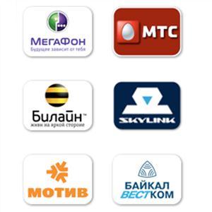 Операторы сотовой связи Свечи