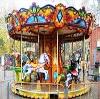 Парки культуры и отдыха в Свече