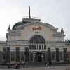 Железнодорожные вокзалы в Свече