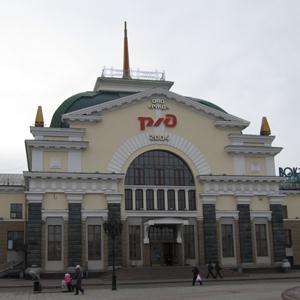 Железнодорожные вокзалы Свечи